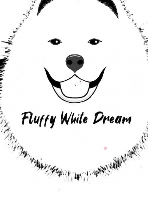 Fluffy White Dream